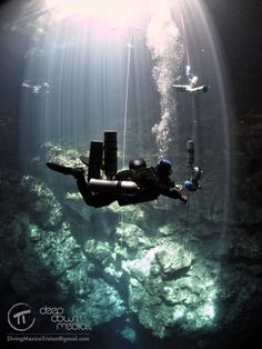 Scuba Diving, Underwater, Stage, Mexico, Ocean, Inspiration, Diving, Biblical Inspiration, Under The Water