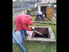 Manutenzione Straordinaria impianti depurazione acque scarico roma
