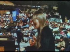Joni Mitchell - Woodstock (Big Sur, CA 1969)