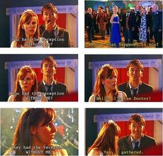 Donna Noble - Doctor Who Benedict Cumberbatch, Space Man, Doctor Who Funny, Netflix, 10th Doctor, Donna Noble, Don't Blink, Fandoms, Torchwood