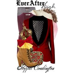 """Ever After High : Hopper Croakington"" by missm26 on Polyvore"