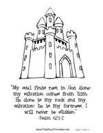 jehovah shammah the lord is there god s names pinterest God Is with Us Coloring Page Jesus Loves Me Coloring Pages