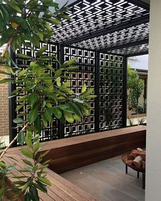Changing gears but I am in love with finding unique and cozy little outdoor spaces. These outdoor dividers are to die for. They are perfect for creating privacy but also add a touch of creative flare. . . #outdoor #outside #outdoorliving #outdoors #containerhome #modern #modernhome #greenspaces #bohemianstyle #oasis #oasishome #exterior #exteriors #architecture #lifestyleblogger #lifestyleblog #interiordesign #interiordesignblog #interiordesignblogger