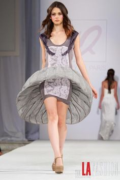 Ash Couture and Quynh Paris Show at Style Fashion Week | THE LOS ANGELES FASHION magazine