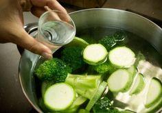 Come cucinare le verdure in modo corretto