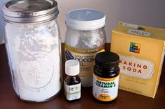 Fantastic tutorial on the best natural cleaning and beauty products, and info on how to make your own.