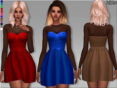 Margeh-75's S4 Forever Young Dress