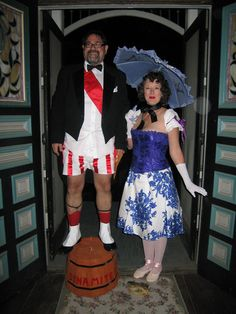 Haunted Mansion Halloween Party