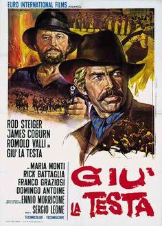 Giù la testa (1971) -Sergio Leone