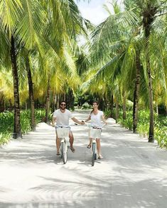 The Maldives Island - One & Only Reethirah #Maldives