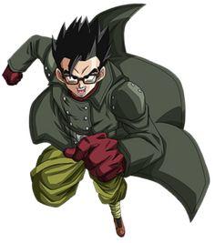 Son Gohan Xeno   Dragon Ball Wiki   Fandom powered by Wikia