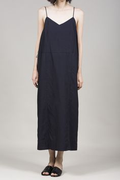 Camisole Dress by Suzanne Rae #kickpleat #suzannerae