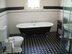 federation style bathrooms
