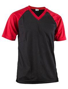 BCPOLO Men's Sportswear V-neck Functional Coolmax Fabric Short Sleeve T-shirt-black XS BCPOLO http://www.amazon.com/dp/B00S7HUSEQ/ref=cm_sw_r_pi_dp_cXw7ub18J84HK
