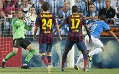 El Málaga low cost da la cara ante el Barça. Schuster tiene mucho trabajo por delante  http://sport-wayoflife.blogspot.com.es/2013/08/schuster-hereda-un-malaga-low-cost.html