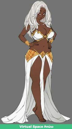 Black Girl Art, Black Women Art, Art Girl, Female Character Design, Character Design Inspiration, Character Art, Black Anime Characters, Female Characters, Afro Art