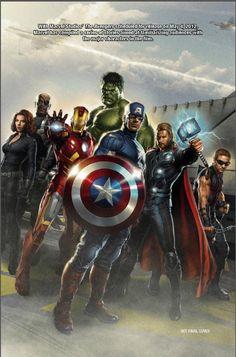 """REPÚBLICA DOS QUADRINHOS: """"Os Vingadores"""" por Steve Jung"""