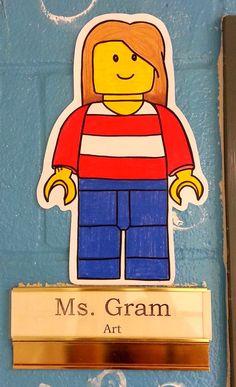 Lego-style Self-Portraits - I NEED IT!! I NEED IT!!! I NEED IT!!!!