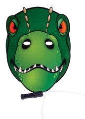 Talking Headz - Dinosaur mask. | Paper Products Online