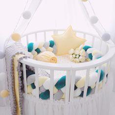 Baby Bedroom, Baby Boy Rooms, Baby Cribs, Nursery Room Decor, Nursery Design, Baby Girl Strollers, Princess Nursery, Baby Doll Toys, Baby Doll Accessories