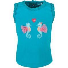 lief! lifestyle zeegroen hemdje voor meisjes | seafoam green top for girls | zomer 2015 | summer 2015