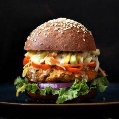 http://www.veganricha.com/2013/05/bbq-lentil-veggie-burger-with-mango.html