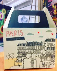 Box Tour Eiffel