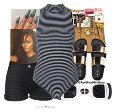 """PCB 2K16"" by ayeshesmindless ❤ liked on Polyvore featuring CO and Topshop"