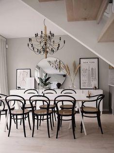 En modern dröm hemma hos Emma Melin – Happy Homes Home, Living Room Colors, Dining Room Design, House Interior, Apartment Decor, Apartment Inspiration, Living Room Inspiration, Interior Design Living Room, Interior Design