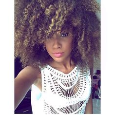 @keysi_jessica  #myhaircrush