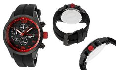 Red Line Stealth Men's Chronograph Watches