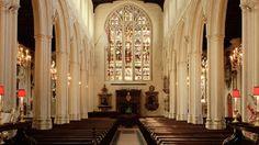St Margaret's Church, Westminster Abbey (UNESCO)