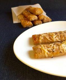 Sajtos rúd Szafi Free kenyérlisztből - Sós sütik, pogácsák - Gluténmentesen