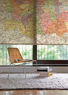 Ma sœur est une grande fan des cartes géographiques. Voici donc 50 idées qui devraient l'inspirer car on peut faire bien des choses avec...