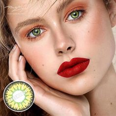 Purple Grey, Blue Green, Yellow, Contact Lens Brands, Best Colored Contacts, Coloured Contact Lenses, Color Lenses, Different Colors, Septum Ring