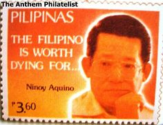 Benigno Aquino Philippines Culture, Kinds Of People, Stamp Collecting, Pinoy, Filipino, Postage Stamps, More Fun, History, Sweet