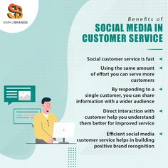 By using social media to provide customer service, you can earn the trust of other potential customers. It helps to build a positive image for your brand. #socialmedia #branding #marketing #charlestonsc Social Media Marketing Companies, Positive Images, Social Media Channels, Charleston Sc, Customer Service, Effort, Digital Marketing, Trust, Management