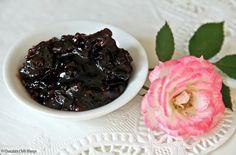 Blackberry Rose Chili Jam