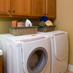 Laundry room organizers to make your life easier.