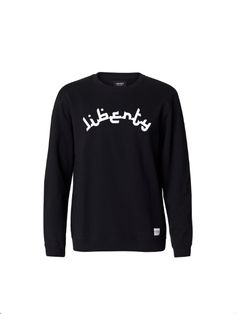 A Question Of - Organic Cotton Liberty Sweatshirt