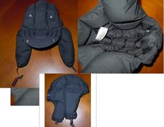 Peak Performance Down Hat - Insulated with 80/20 white goose down.