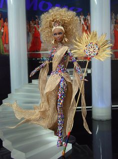 ipc12xmal1c1 Beautiful Barbie Dolls, Vintage Barbie Dolls, Barbie Negra, Black Baby Dolls, Barbie Miss, African Dolls, Dream Doll, Diva Dolls, Barbie Collector