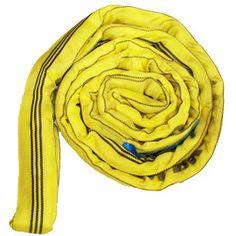 Elingue de levage ronde textile 3 Tonnes en vente sur http://www.materiel-btp.fr/materiel-de-levage