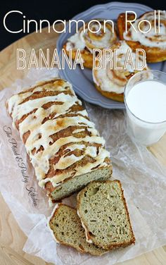 Cinnamon Roll Banana