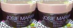 2 Josie Maran Body Butter in LAVENDER CITRUS 4 oz. each! Individually Sealed!  #JosieMaran