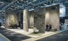 Day 2 at Stockholm Furniture & Light Fair. Will you drop by for a peek? #egecarpets #ecocontractfirenze