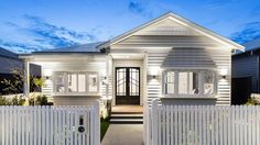 THE Elsternwick houses transformed on The Block are officially on the market with multimillion-dollar price tags. And a show regular has given his verdict on which team will win. Bungalow Exterior, House Paint Exterior, Dream House Exterior, Exterior Houses, Bungalow Homes, The Block, Weatherboard House, Queenslander House, California Bungalow