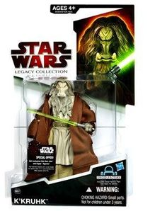 Star Wars 2009 Legacy Collection BuildADroid Action Figure BD No. 57 KKruhk