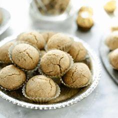 Simpele vissoep | Kookmutsjes Pie Cake, Cookie Bars, Donuts, Muffin, Cookies, Breakfast, Mini, Desserts, Food