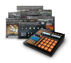 I love my Maschine! Truly an amazing piece of hardware/software. Still working on mastering it.